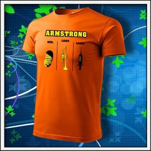 Armstrong - oranžové