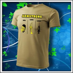 Armstrong - pieskové