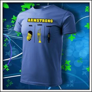 Armstrong - svetlomodré
