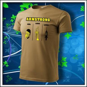 Armstrong - tabakové