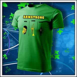 Armstrong - trávovozelené