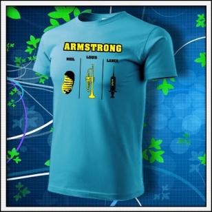 Armstrong - tyrkysové