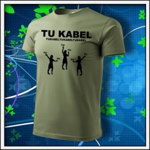 Tu Kabel - khaki