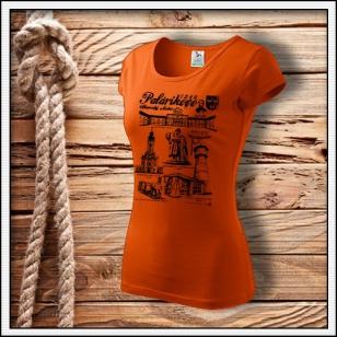 PALÁRIKOVO - dámske oranžové