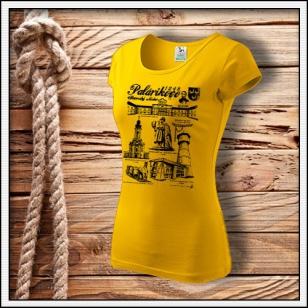 PALÁRIKOVO - dámske žlté