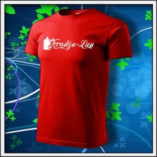 Frndžalica - červené