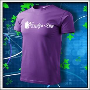 Frndžalica - fialové