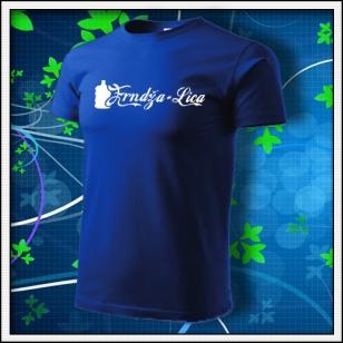 Frndžalica - kráľovské modré