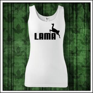Lama - dámske tielko
