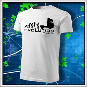 Evolution Trucker - biele