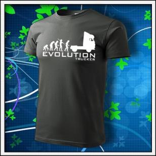 Evolution Trucker - tmavá bridlica
