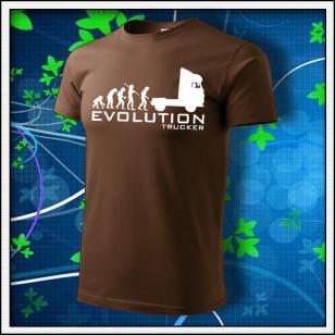 Evolution Trucker - čokoládové