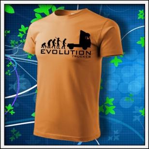 Evolution Trucker - jantárové