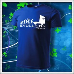 Evolution Trucker - kráľovské modré