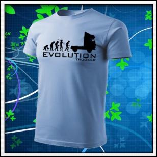Evolution Trucker - nebeské modré