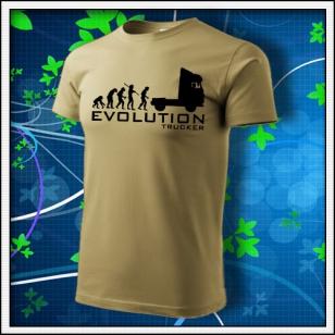 Evolution Trucker - pieskové