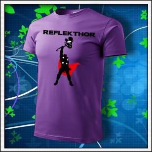 Reflekthor - fialové