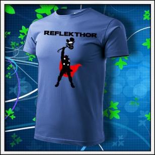 Reflekthor - svetlomodré