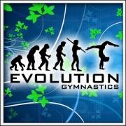 Vtipné tričká Evolution Gymnastics