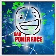 Tričko Meme Bad Poker Face