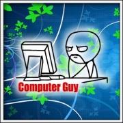 Tričko Meme Computer Guy