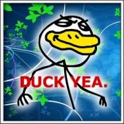 Tričko Meme Duck Yea.