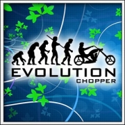 Tričko Evolution Chopper