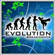 Tričko Evolution Breakdance