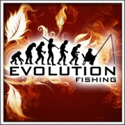 mikina evolution fishing