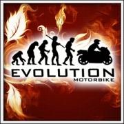 mikina Evolution Motorbike