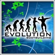 Tričko Evolution Bodybuilding