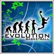 Tričko Evolution Basketball