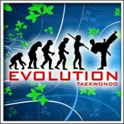 Tričko Evolution Taekwondo