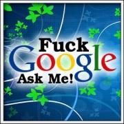 Tričko F*ck Google Ask Me