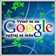 Vtipné tričká Vyser sa na Google