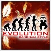 Evolution Gangnam Style