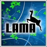 pánaske dlhorukávové tričko lama
