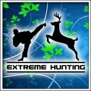 Vtipné tričká Extreme Hunting 01