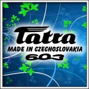 Tričko Tatra 603