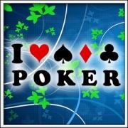 Tričko I Love Poker