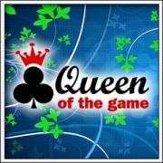 Tričko Queen of the Game