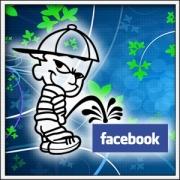 Tričko Anti Facebook 04