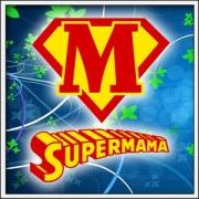 Tričko Supermama