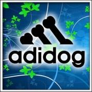 Vtipné tričká Adidog