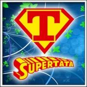 Vtipné tričko Supertata