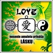 Tričko Amulet Lásky