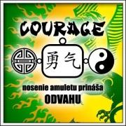 Tričko Amulet Odvahy