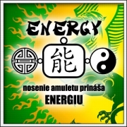 Tričko Amulet Energie