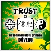 Tričko Amulet Dôvery