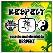 Tričko Amulet Rešpektu
